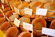 コーヒー豆の陳列2